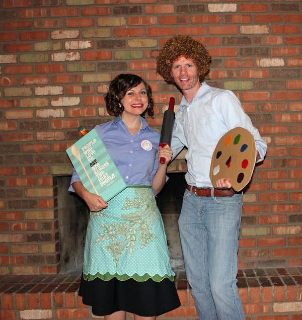 2 couple costume ideas - Stylish Couple Costume Ideas