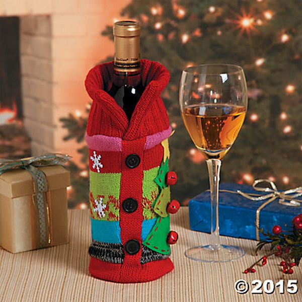 12 ugly christmas sweater party ideas - 20 Ugly Christmas Sweater Party Ideas