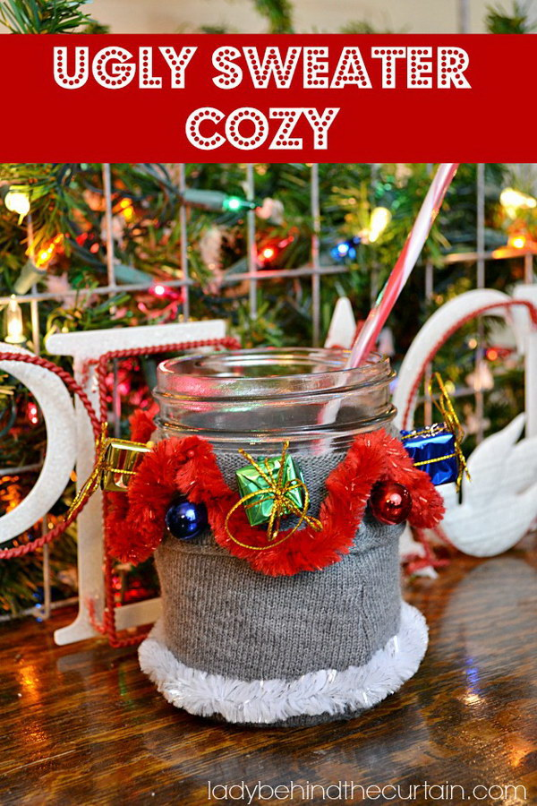 6 ugly christmas sweater party ideas - 20 Ugly Christmas Sweater Party Ideas