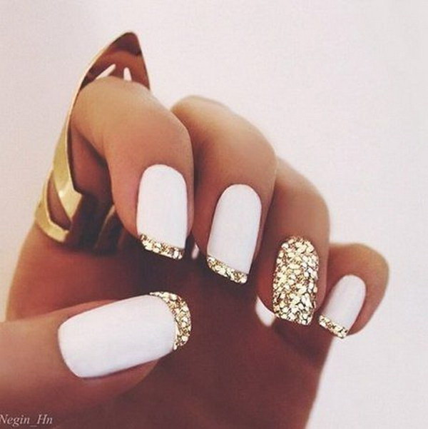 French Tip Acrylic Nails For Promacrylic Nail