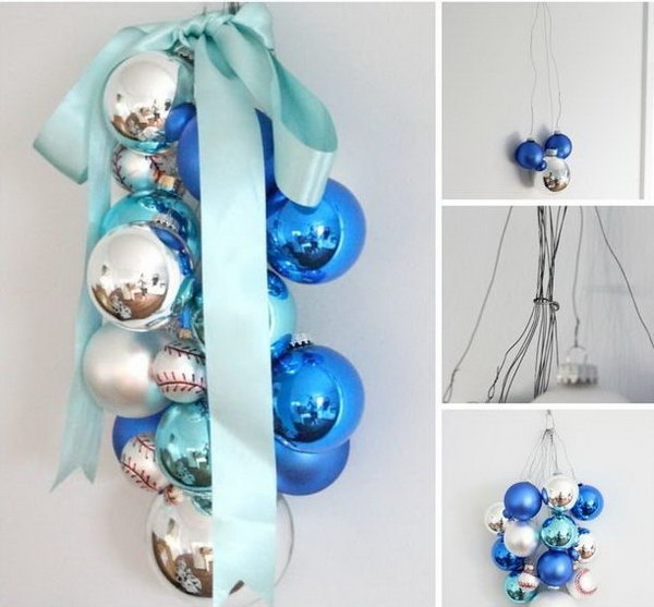 1 christmas decoration ideas - 25+ Easy & Cool DIY Christmas Decoration Ideas