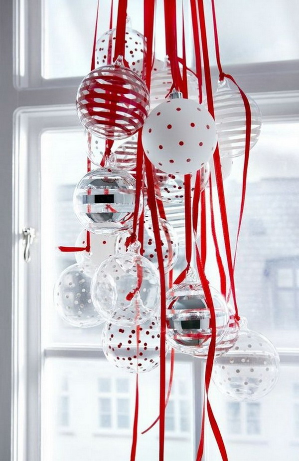 12 christmas decoration ideas - 25+ Easy & Cool DIY Christmas Decoration Ideas