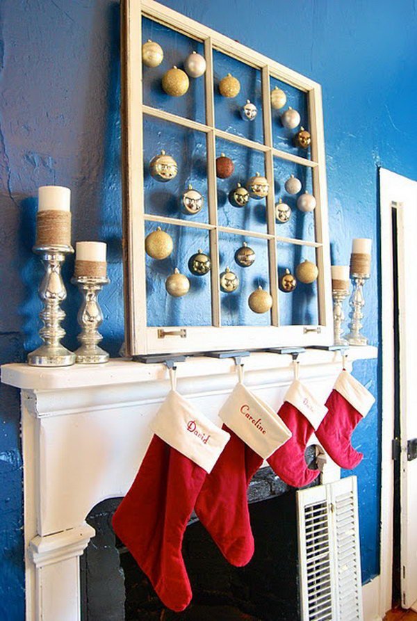 3 25 christmas decoration ideas - 25+ Easy & Cool DIY Christmas Decoration Ideas