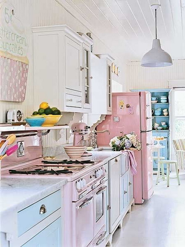 awesome shabby chic kitchen designs on kitchen design ideas photos and videos hgtv id=65568