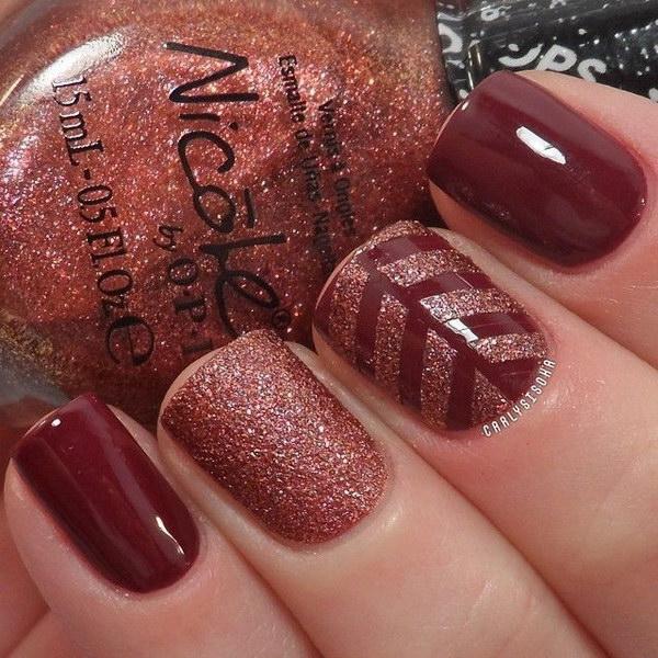 18 fall nail art designs - Fall Nail Art Designs