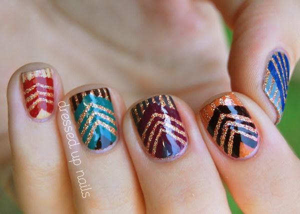 6 fall nail art designs - Fall Nail Art Designs