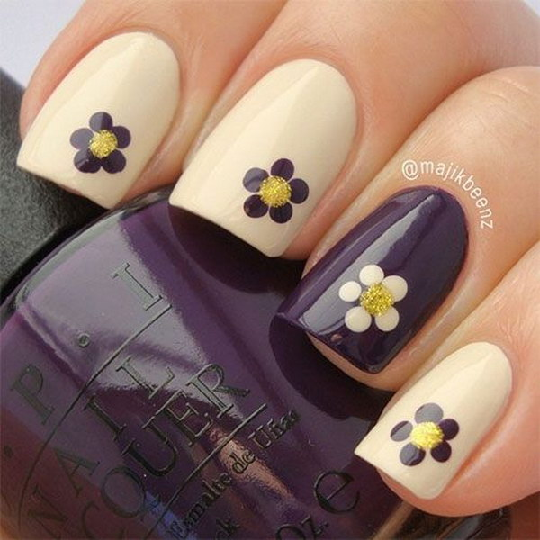 7 fall nail art designs - Fall Nail Art Designs
