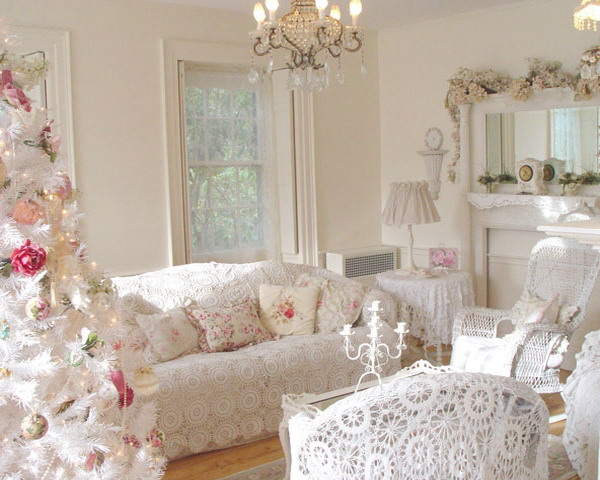 How To Decorate Shabby Chic Living Room Ideas