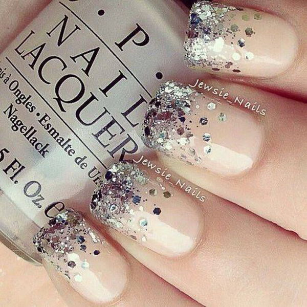 10 wedding nail art designs - 40+ Amazing Bridal Wedding Nail Art for Your Special Day