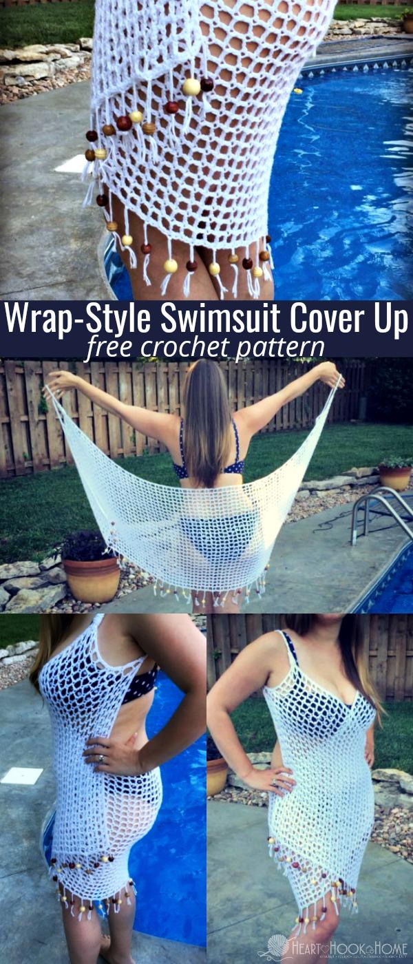 1 crochet women capes poncho ideas - 20 Crochet Women Capes and Poncho Ideas
