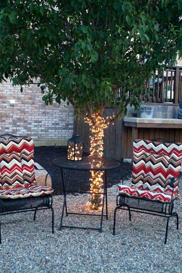 4 backyard lighting diy ideas - 20+ DIY Backyard Lighting Ideas