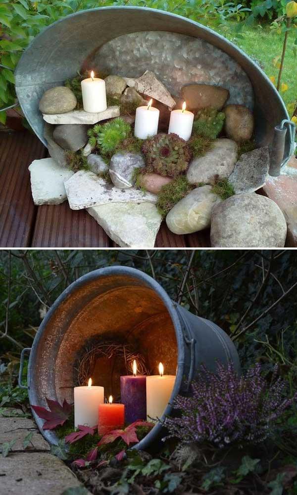 7 backyard lighting diy ideas - 20+ DIY Backyard Lighting Ideas