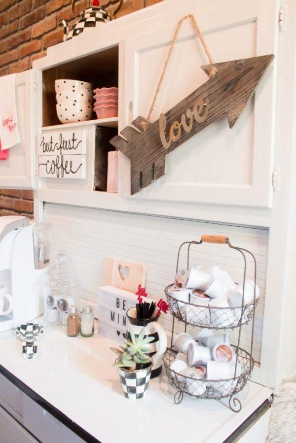 1 coffee station diy ideas tutorials - 15+ Cool DIY Coffee Station Ideas