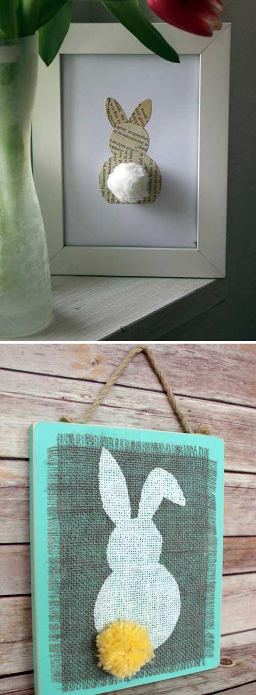 3 easter diy crafts - 25+ Easy DIY Easter Crafts