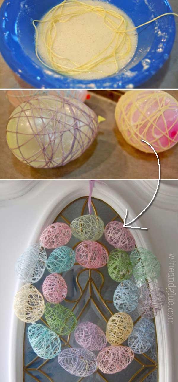8 easter diy crafts - 25+ Easy DIY Easter Crafts