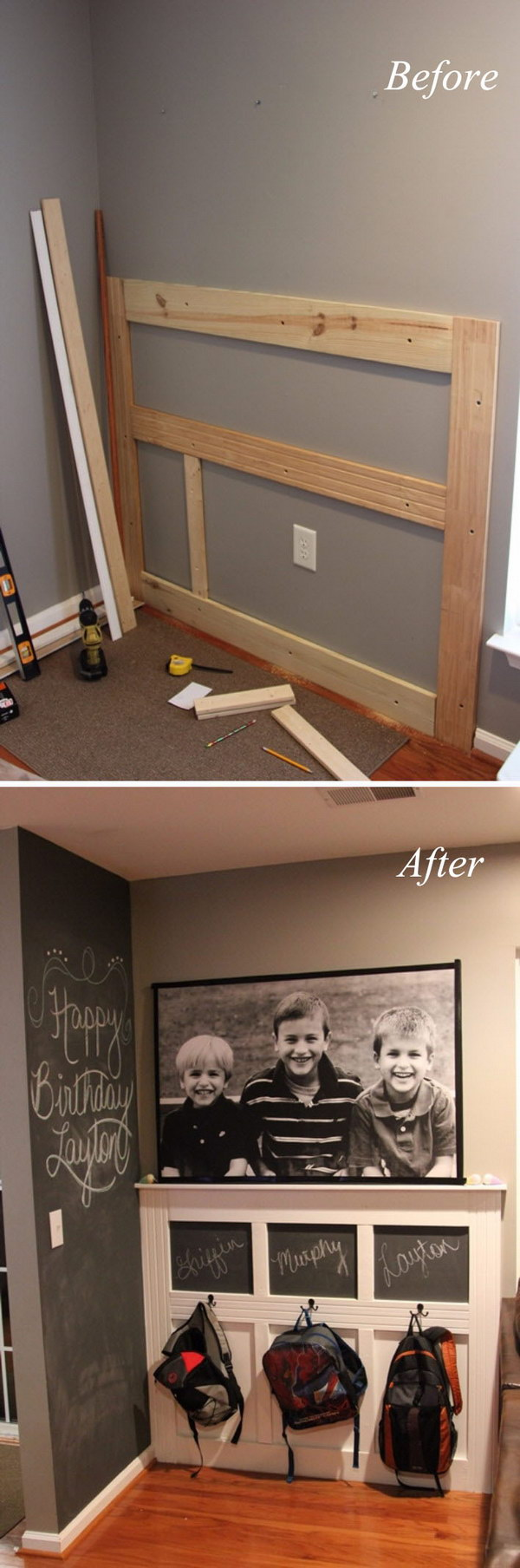 3 entryway makeover diy ideas tutorials - 30+ DIY Ideas to Give a Makeover to a Your Entryway