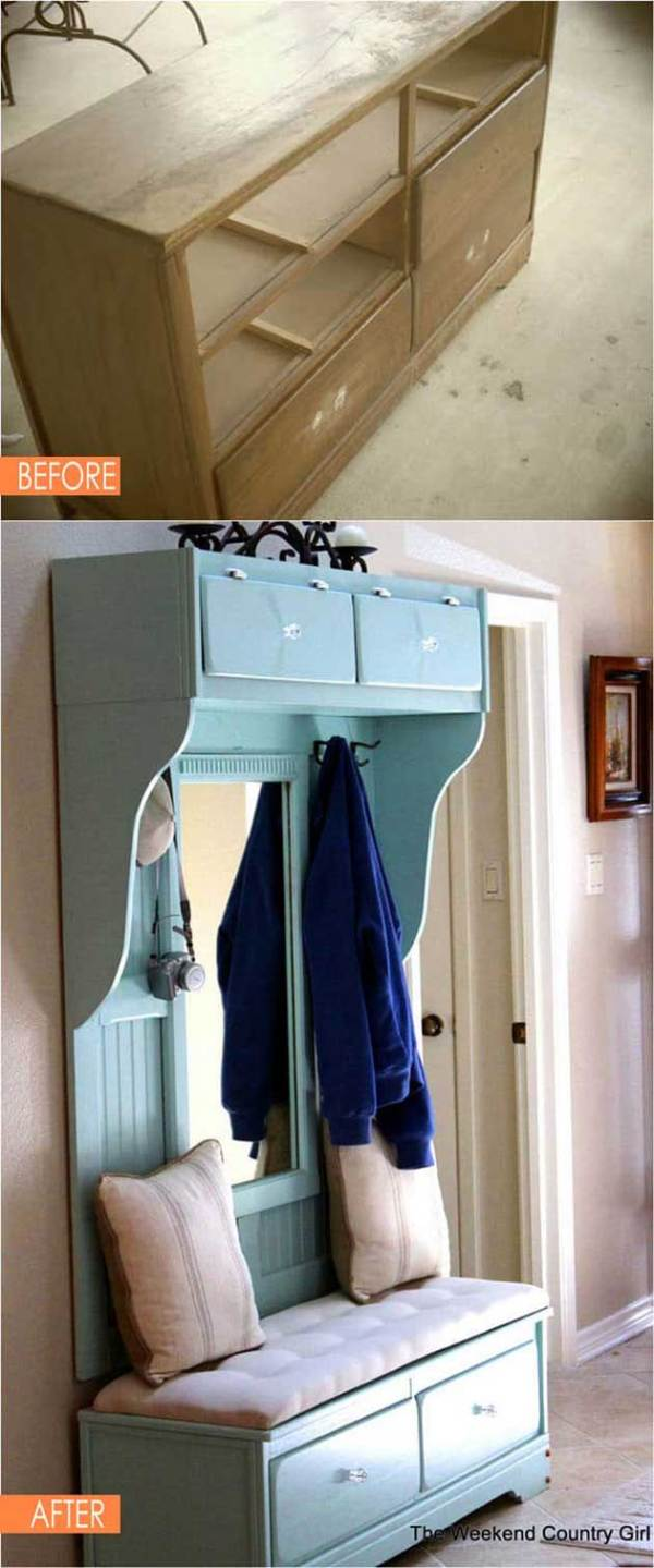 5 entryway makeover diy ideas tutorials - 30+ DIY Ideas to Give a Makeover to a Your Entryway