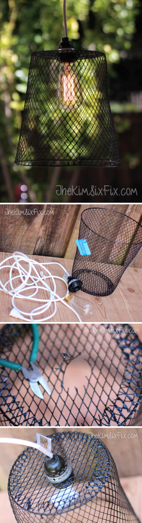 2 outdoor lighting diy ideas tutorials - 15 Easy DIY Outdoor Lighting Ideas