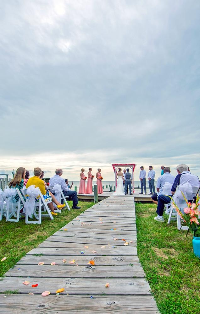 Vanessa and Mason Wedding Ceremony