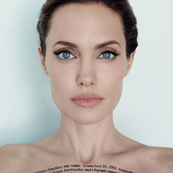 Tip: This Inexpensive, Temporary, Procedure Can Give You Angelina Jolie Lips