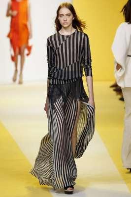 Akris SS17 New York Fashion Week Trends Image via Vogue.com