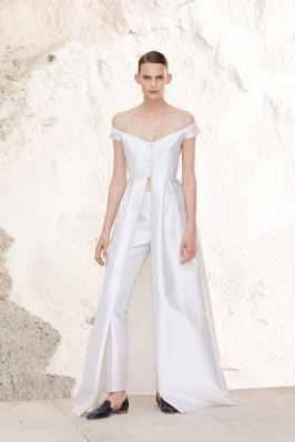 Gabriela Hearst SS17 New York Fashion Week Trends Image via Vogue.com