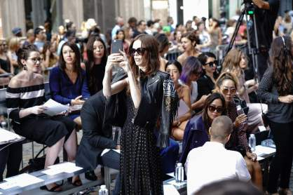 NYFW Street Style September 2016 SS17 Coco Rocha