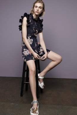 Rebecca Taylor SS17 New York Fashion Week Trends Image via Vogue.com