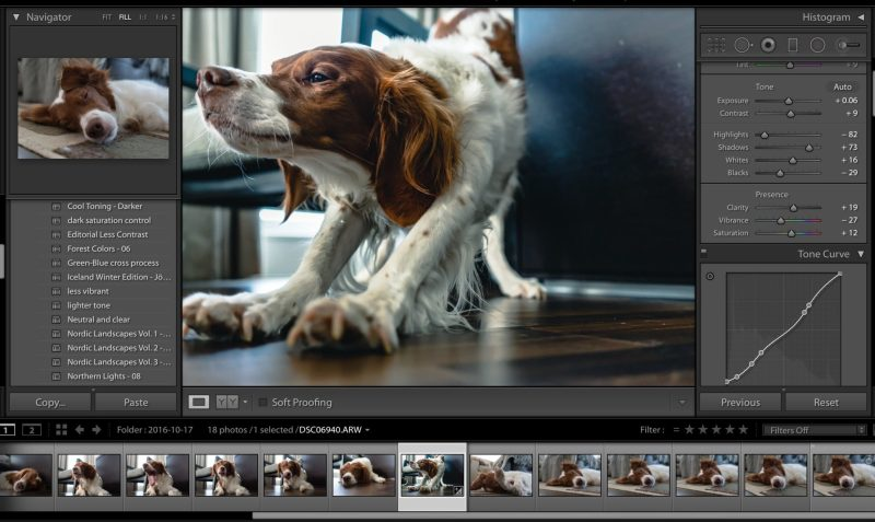 How to Set Up Lightroom Presets for Instagram Filters