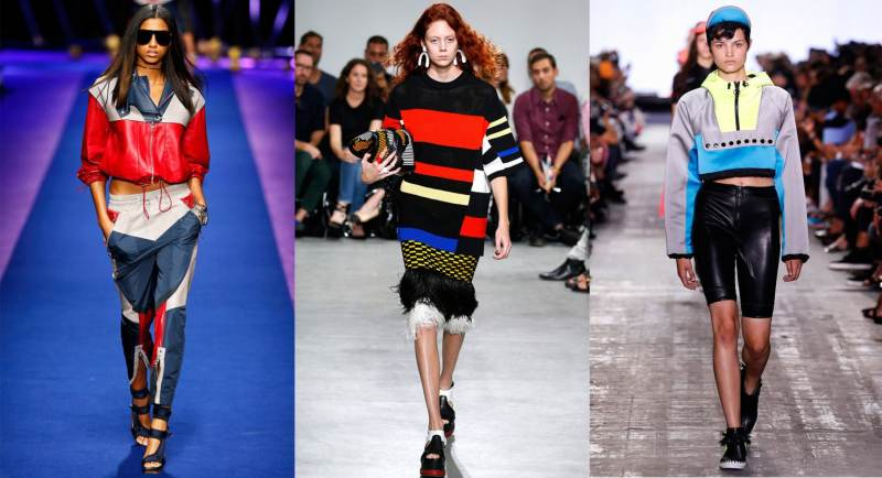 Spring 2017 fashion trends: Athletic