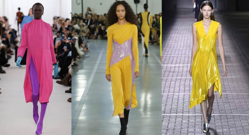 Spring 2017 fashion trends: Bright Hues