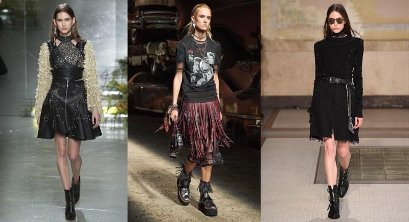 Spring 2017 fashion trends: Grunge
