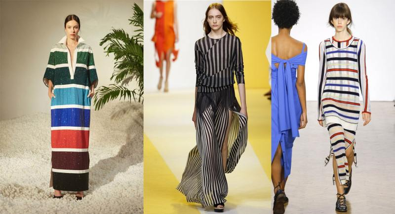 Spring 2017 fashion trends: Stripes