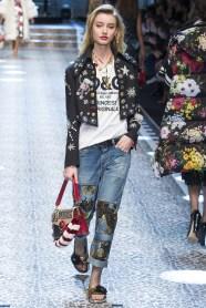 Dolce & Gabbana MFW FW17