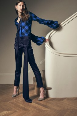 # Most Inspiring Looks from Resort 2018 Runway Collections 43