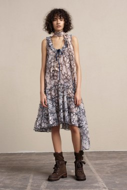 # Most Inspiring Looks from Resort 2018 Runway Collections 108