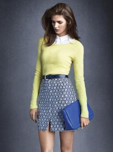 Sweater, £39, Next