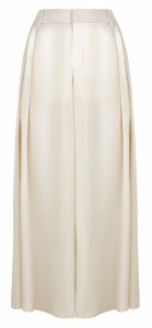 Silk culottes, £45, Per Una at M&S