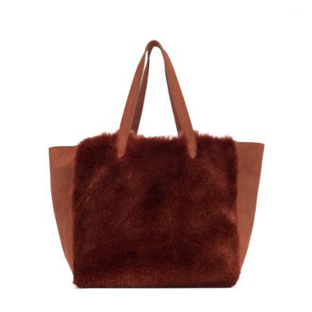 Handbag, £39.99, Zara