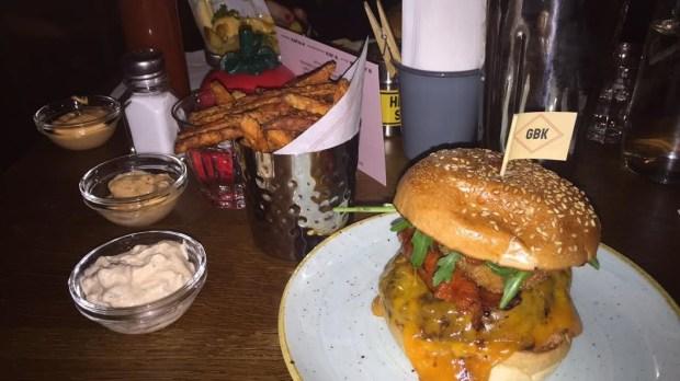 gourmet burger 2