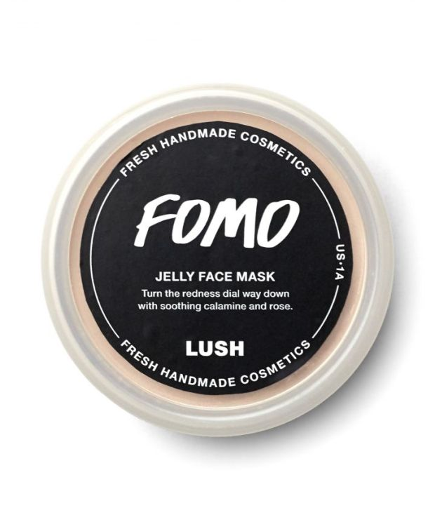 FOMO brightens and purifies.