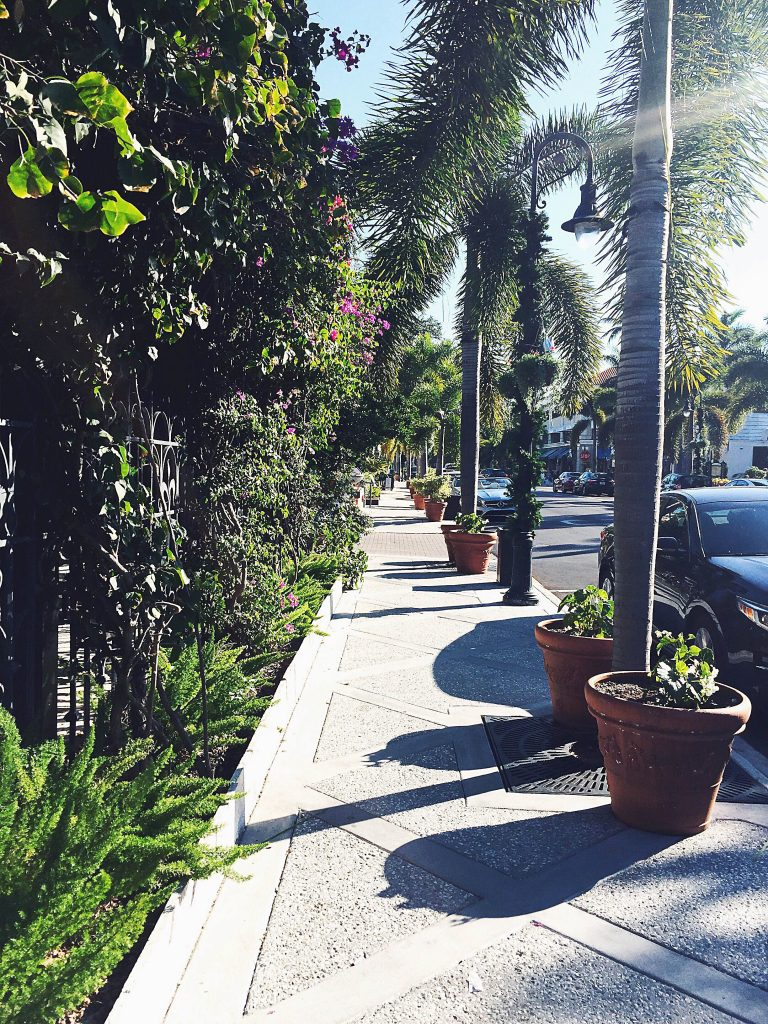 Third Street Naples Florida