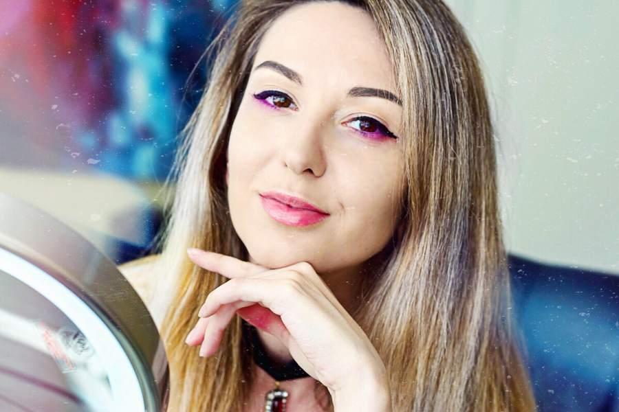 Lancome Makeup Look
