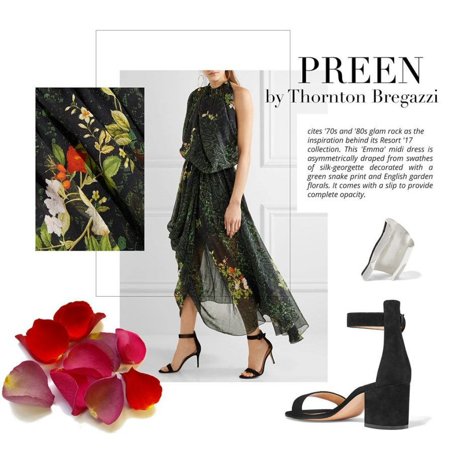 Preen Emma Dress