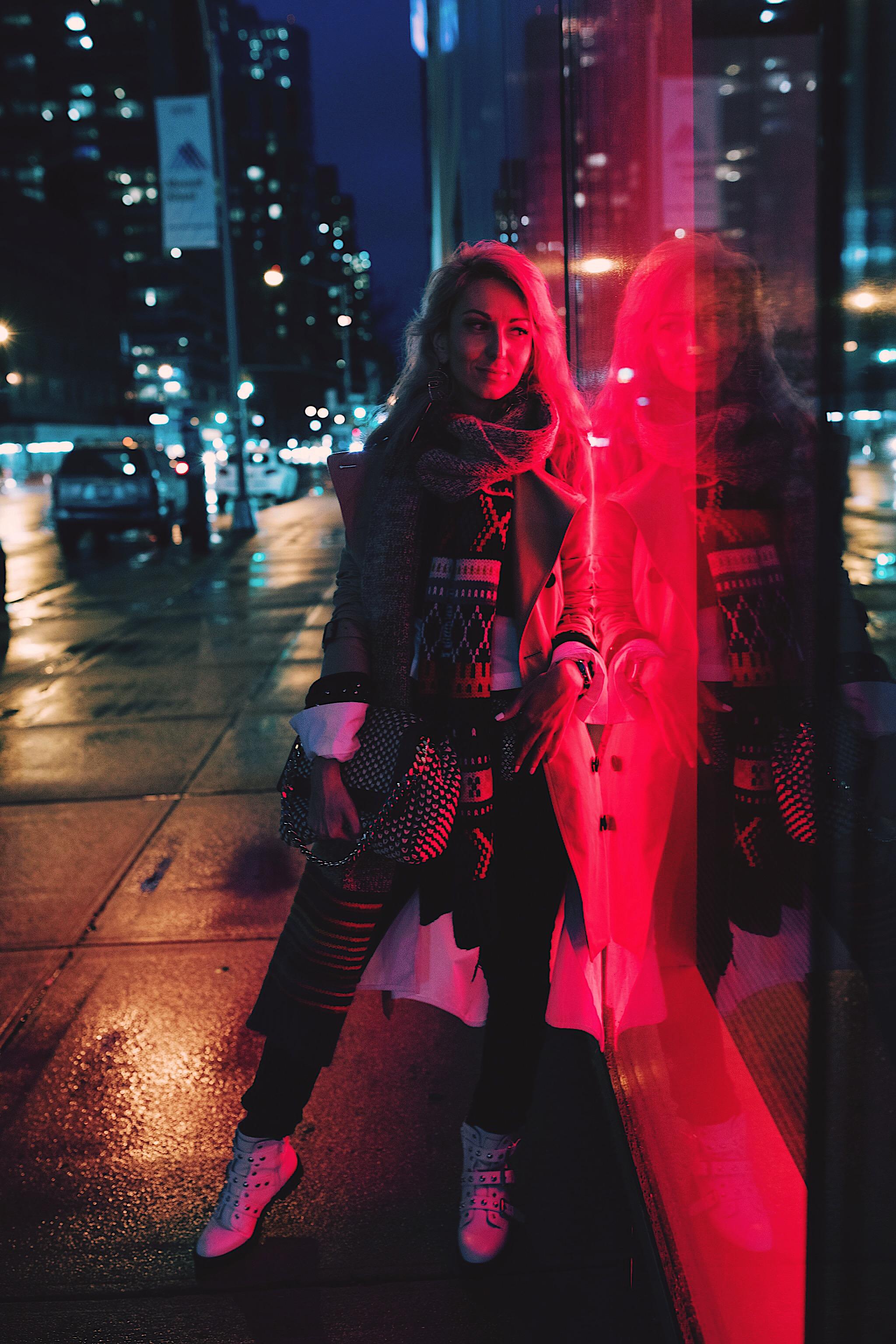 NYFW Manhattan Style Unsettled