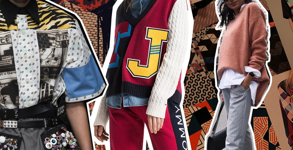 new season trends 2018 Style Unsettled