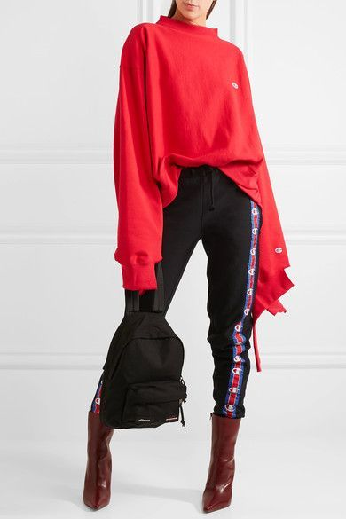Sporty Tracksuit Style Trend 2018