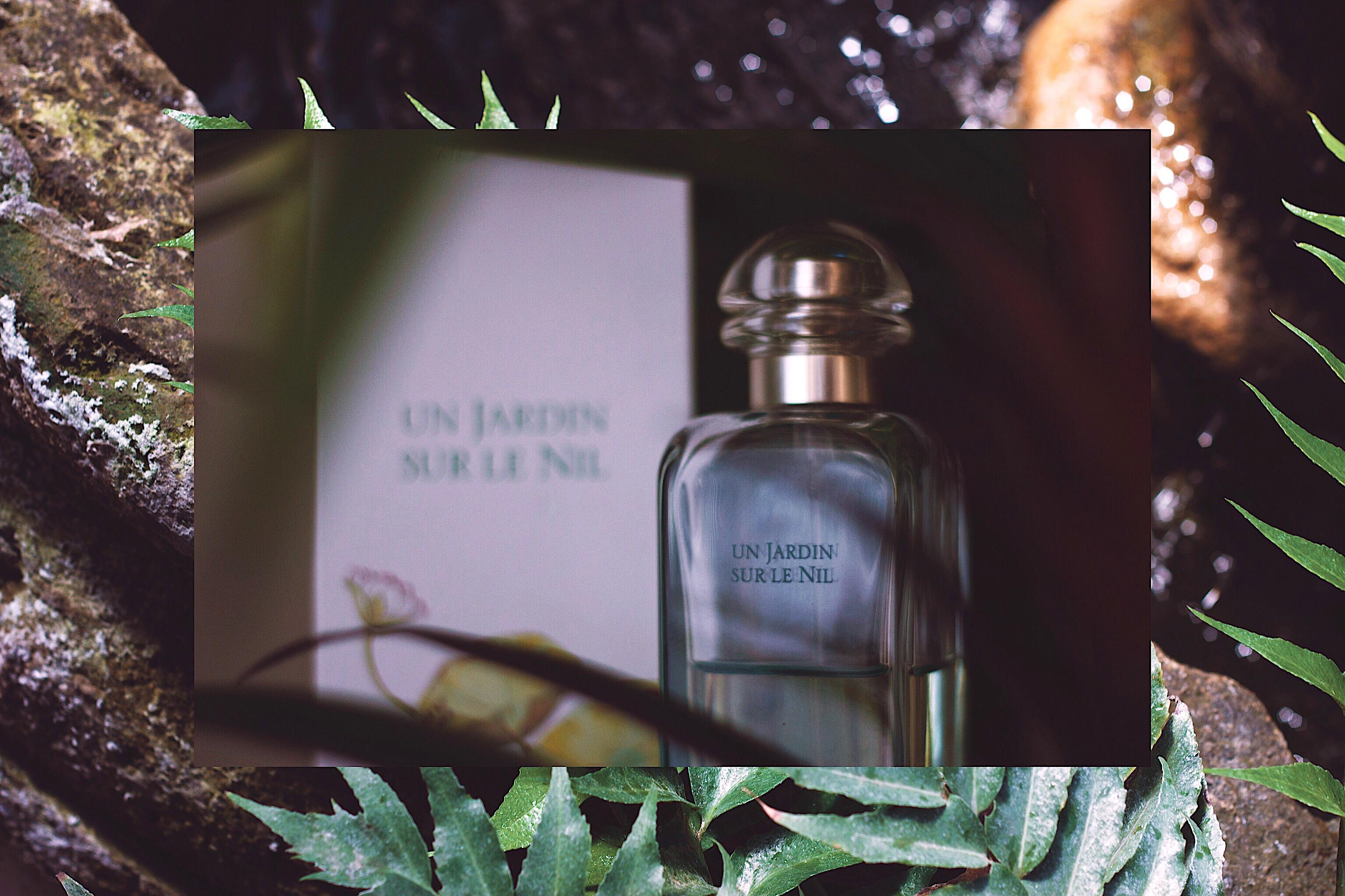 Hermes Un Jardin Sur Le Nil Style Unsettled