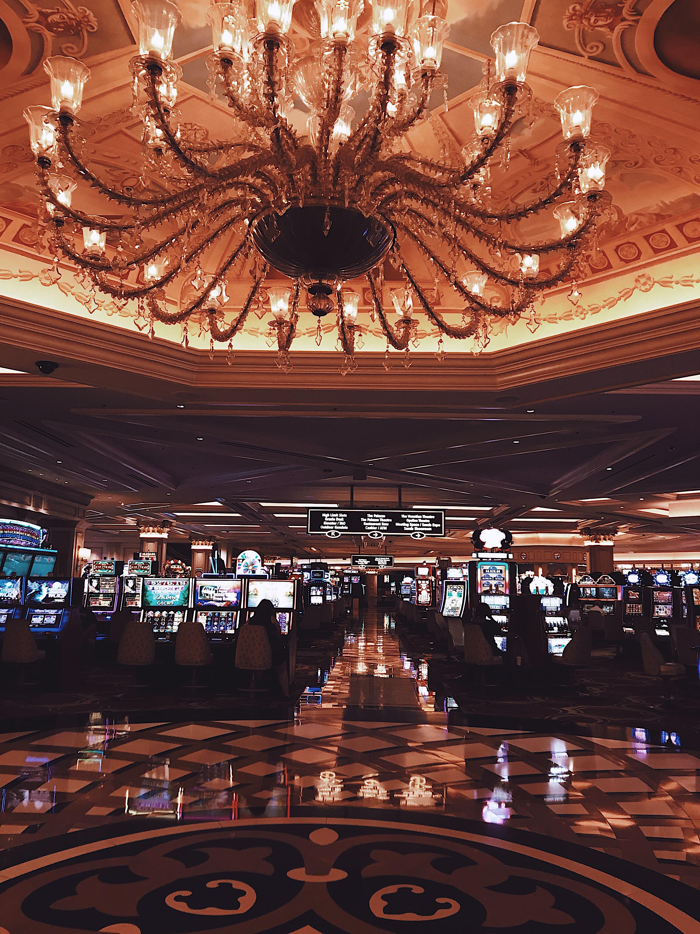Las Vegas Venetian Casino Style Unsettled