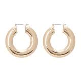 Forever21 Round Hoop Earrings